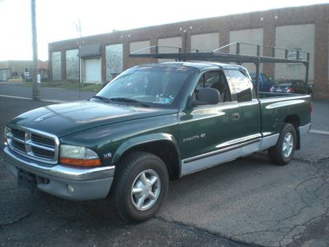 1998 Dodge Dakota for sale at 611 CAR CONNECTION in Hatboro PA