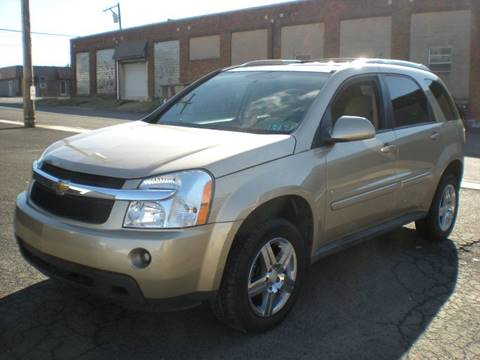 2007 Chevrolet Equinox for sale at 611 CAR CONNECTION in Hatboro PA