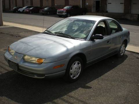 2002 Saturn S-Series for sale at 611 CAR CONNECTION in Hatboro PA