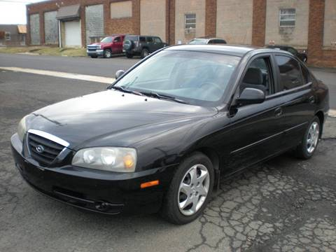2006 Hyundai Elantra for sale at 611 CAR CONNECTION in Hatboro PA