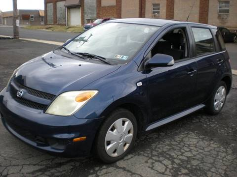 2006 Scion xA for sale at 611 CAR CONNECTION in Hatboro PA