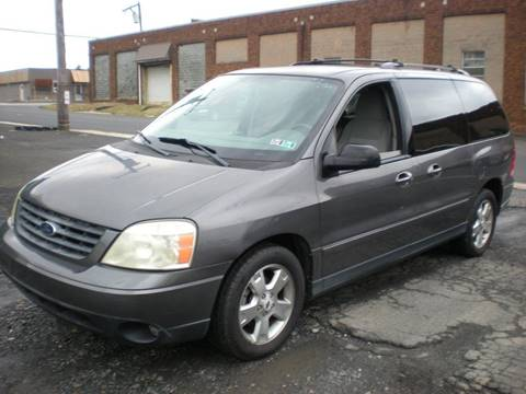 2004 Ford Freestar for sale at 611 CAR CONNECTION in Hatboro PA