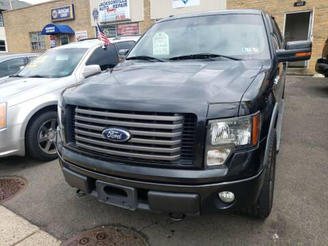 2012 Ford F-150 for sale at 611 CAR CONNECTION in Hatboro PA