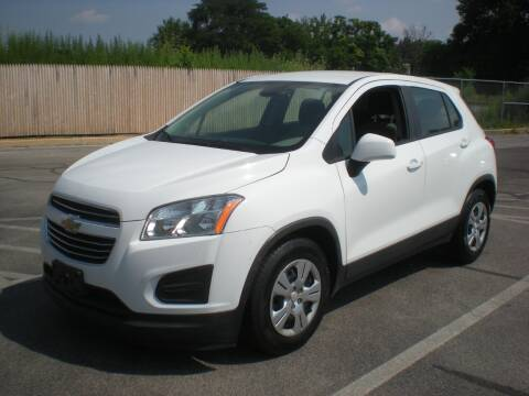 2016 Chevrolet Trax for sale at 611 CAR CONNECTION in Hatboro PA