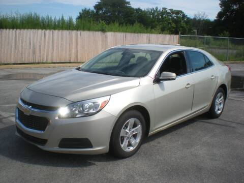 2016 Chevrolet Malibu Limited for sale at 611 CAR CONNECTION in Hatboro PA