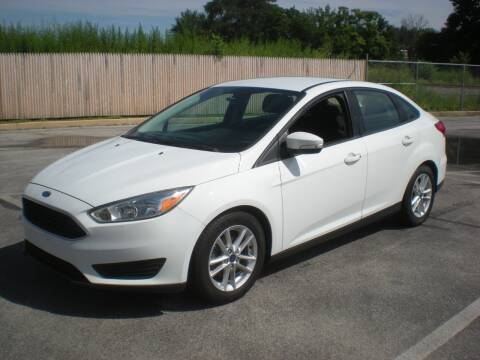 2016 Ford Focus for sale at 611 CAR CONNECTION in Hatboro PA