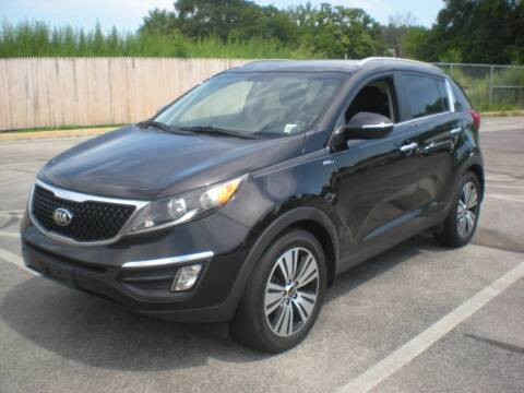 2016 Kia Sportage for sale at 611 CAR CONNECTION in Hatboro PA