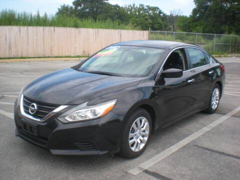 2016 Nissan Altima for sale at 611 CAR CONNECTION in Hatboro PA