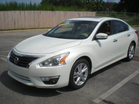 2013 Nissan Altima for sale at 611 CAR CONNECTION in Hatboro PA