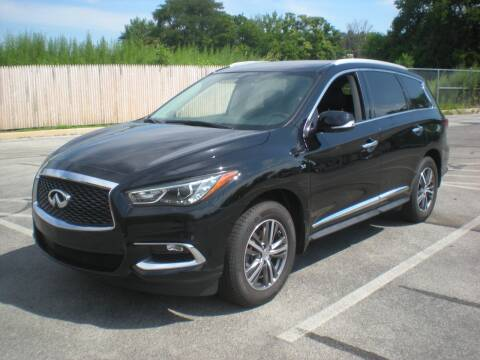 2017 Infiniti QX60 for sale at 611 CAR CONNECTION in Hatboro PA