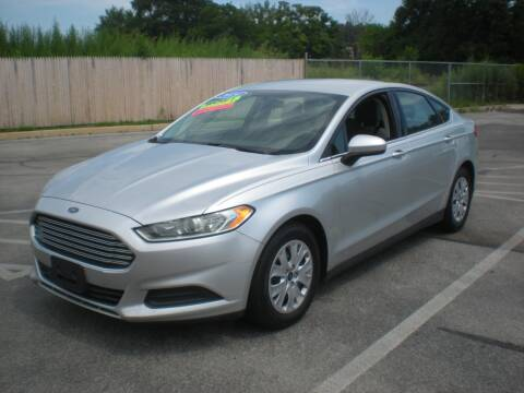 2014 Ford Fusion for sale at 611 CAR CONNECTION in Hatboro PA