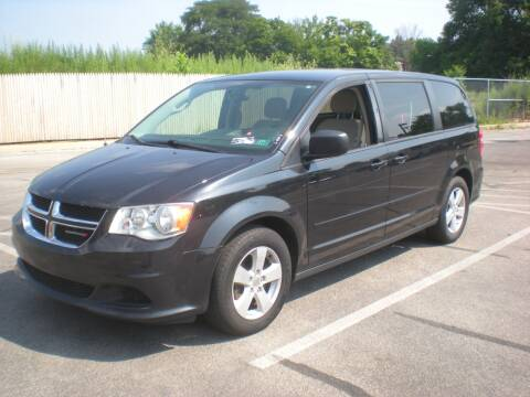 2016 Dodge Grand Caravan for sale at 611 CAR CONNECTION in Hatboro PA