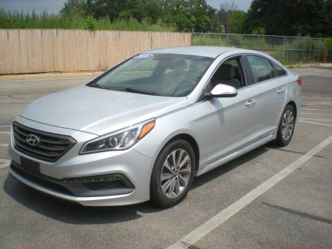 2016 Hyundai Sonata for sale at 611 CAR CONNECTION in Hatboro PA