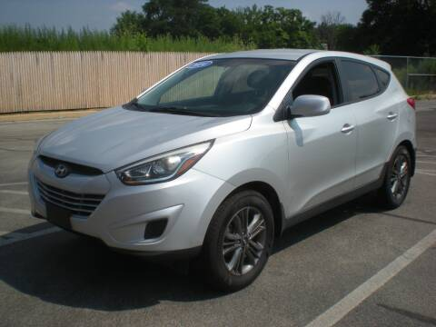 2014 Hyundai Tucson for sale at 611 CAR CONNECTION in Hatboro PA