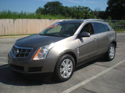 2012 Cadillac SRX for sale at 611 CAR CONNECTION in Hatboro PA