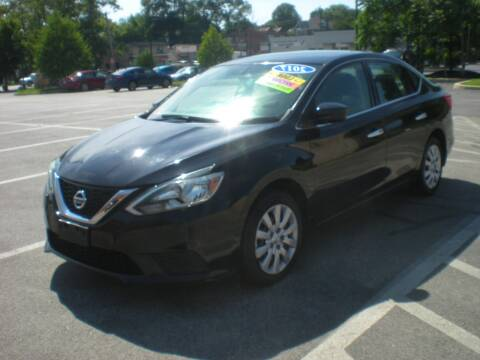 2017 Nissan Sentra for sale at 611 CAR CONNECTION in Hatboro PA