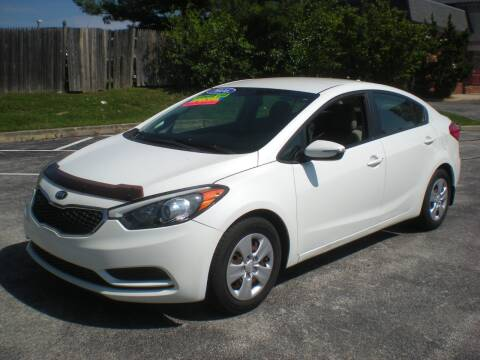 2016 Kia Forte for sale at 611 CAR CONNECTION in Hatboro PA