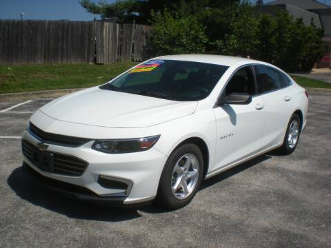 2017 Chevrolet Malibu for sale at 611 CAR CONNECTION in Hatboro PA