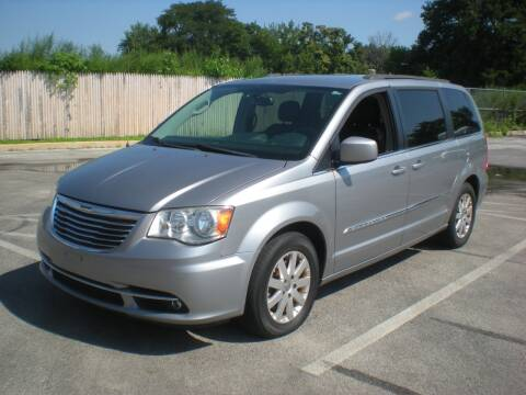 2014 Chrysler Town and Country for sale at 611 CAR CONNECTION in Hatboro PA