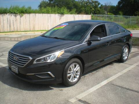 2017 Hyundai Sonata for sale at 611 CAR CONNECTION in Hatboro PA