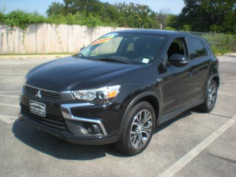 2016 Mitsubishi Outlander Sport for sale at 611 CAR CONNECTION in Hatboro PA