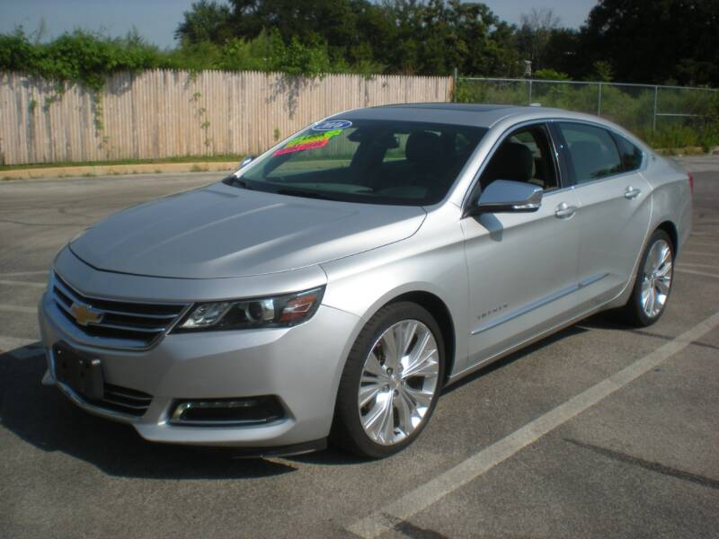 2016 Chevrolet Impala for sale at 611 CAR CONNECTION in Hatboro PA
