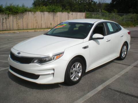 2017 Kia Optima for sale at 611 CAR CONNECTION in Hatboro PA
