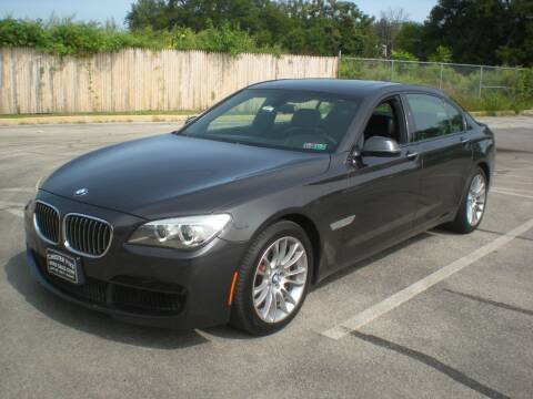 2015 BMW 7 Series for sale at 611 CAR CONNECTION in Hatboro PA