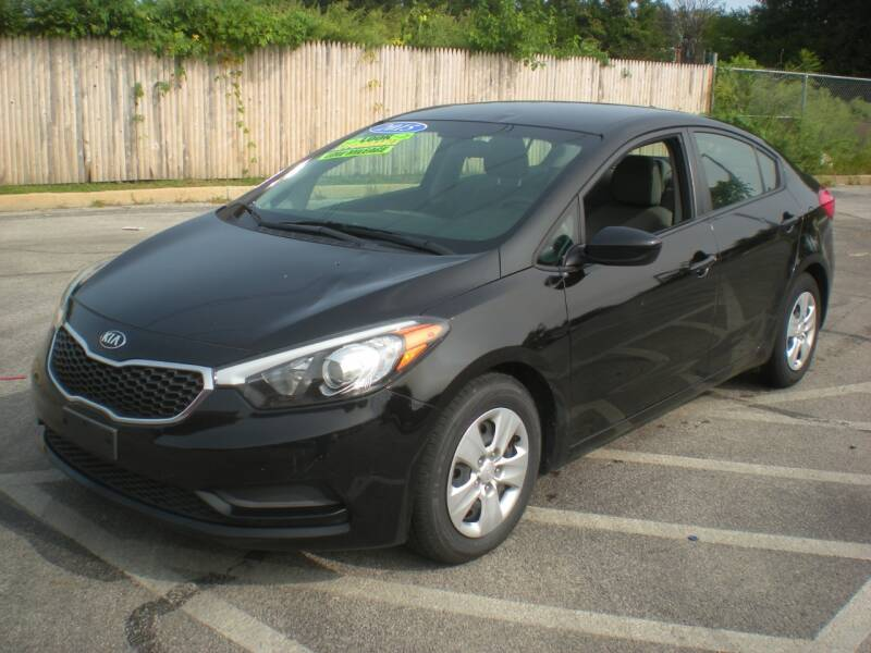 2015 Kia Forte for sale at 611 CAR CONNECTION in Hatboro PA