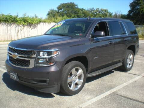 2016 Chevrolet Tahoe for sale at 611 CAR CONNECTION in Hatboro PA
