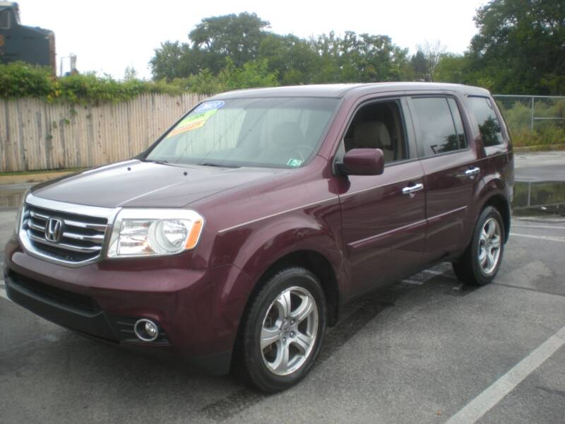 2013 Honda Pilot for sale at 611 CAR CONNECTION in Hatboro PA