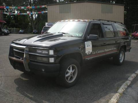 1994 Chevrolet Suburban for sale in Hatboro, PA