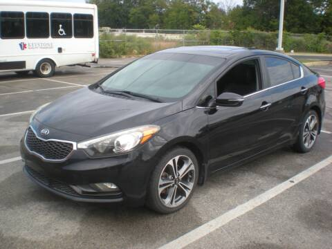 2014 Kia Forte for sale at 611 CAR CONNECTION in Hatboro PA
