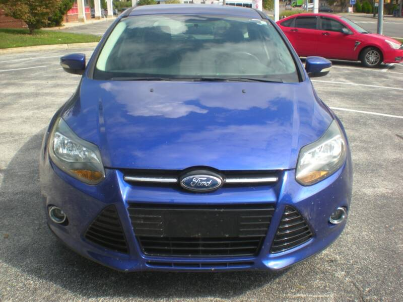 2014 Ford Focus for sale at 611 CAR CONNECTION in Hatboro PA