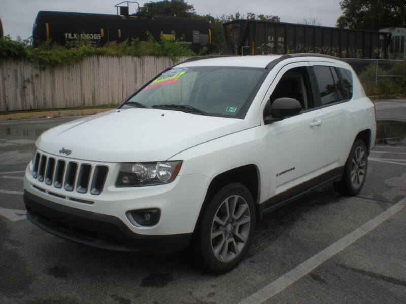 2016 Jeep Compass for sale at 611 CAR CONNECTION in Hatboro PA