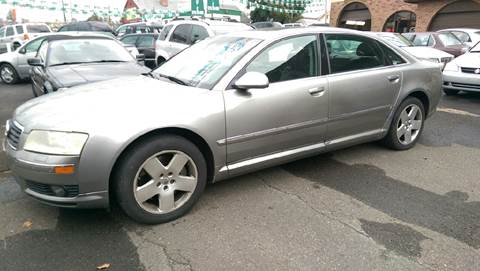 2005 Audi A8 L for sale at 611 CAR CONNECTION in Hatboro PA
