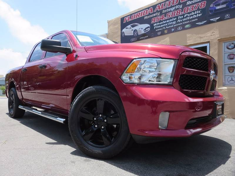 2014 RAM Ram Pickup 1500 for sale at FLORIDA AUTO CONNECTION in Hollywood FL