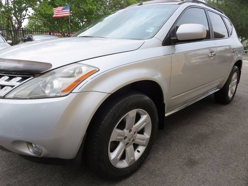 2006 Nissan Murano for sale at FLORIDA AUTO CONNECTION in Hollywood FL