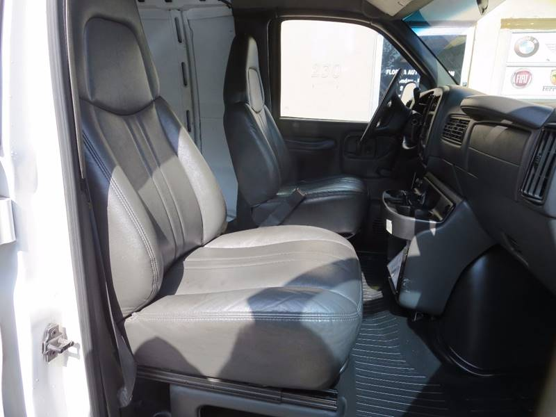 2002 Chevrolet Express Cargo for sale at FLORIDA AUTO CONNECTION in Hollywood FL