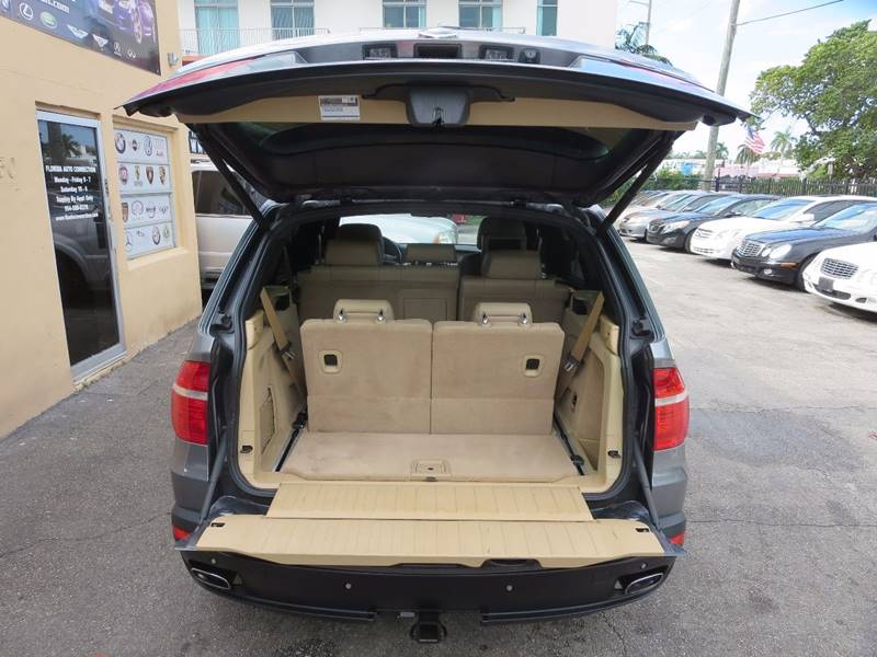 2007 BMW X5 for sale at FLORIDA AUTO CONNECTION in Hollywood FL