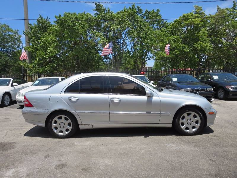 2006 Mercedes-Benz C-Class for sale at FLORIDA AUTO CONNECTION in Hollywood FL