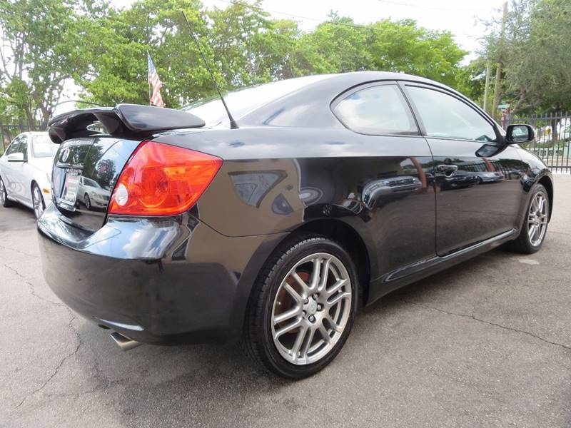2006 Scion tC for sale at FLORIDA AUTO CONNECTION in Hollywood FL