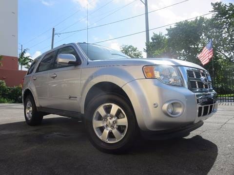 2010 Ford Escape Hybrid for sale at FLORIDA AUTO CONNECTION in Hollywood FL
