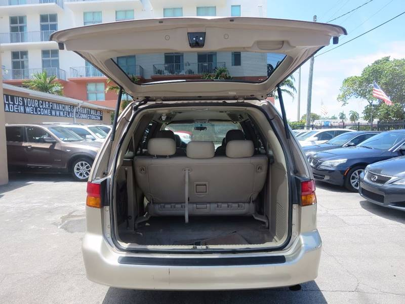 2002 Honda Odyssey for sale at FLORIDA AUTO CONNECTION in Hollywood FL