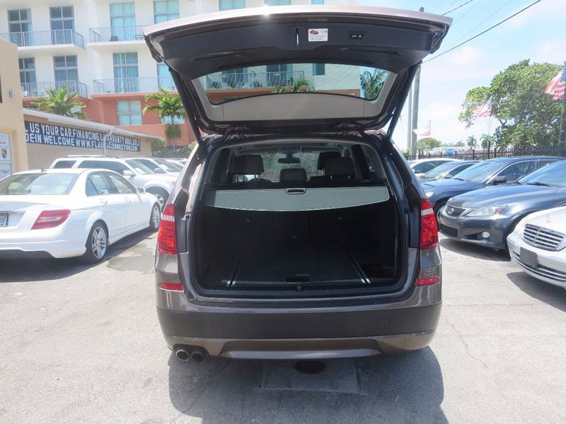 2012 BMW X3 for sale at FLORIDA AUTO CONNECTION in Hollywood FL