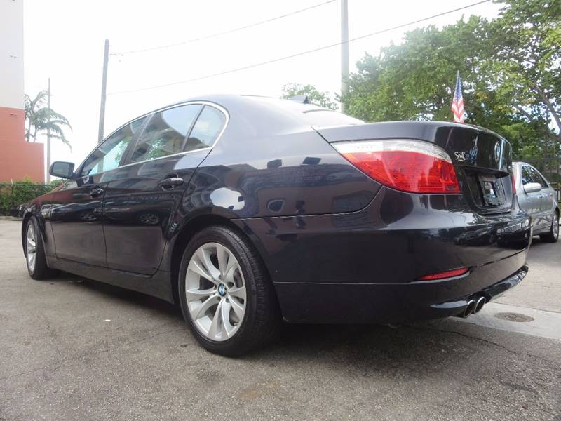2010 BMW 5 Series for sale at FLORIDA AUTO CONNECTION in Hollywood FL