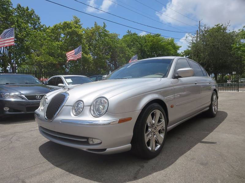 2000 Jaguar S-Type for sale at FLORIDA AUTO CONNECTION in Hollywood FL