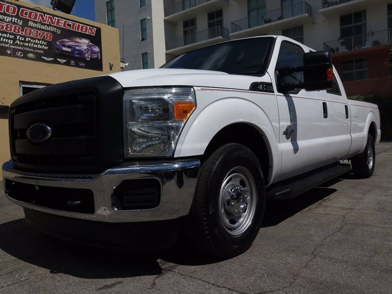 2013 Ford F-350 Super Duty for sale at FLORIDA AUTO CONNECTION in Hollywood FL