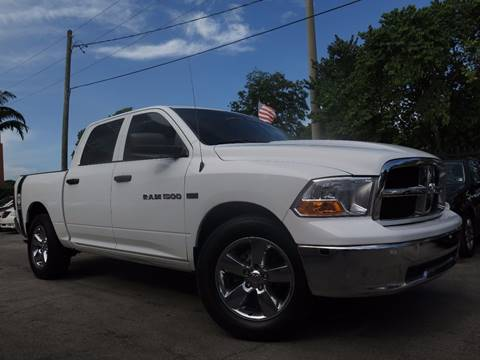 2011 RAM Ram Pickup 1500 for sale at FLORIDA AUTO CONNECTION in Hollywood FL