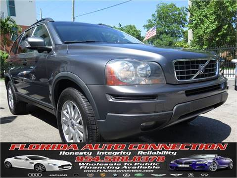 2008 Volvo XC90 for sale at FLORIDA AUTO CONNECTION in Hollywood FL